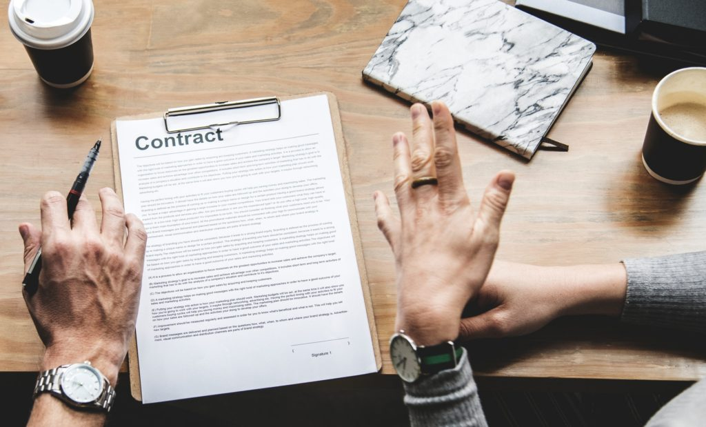 Contract Management Services and Document Review Services