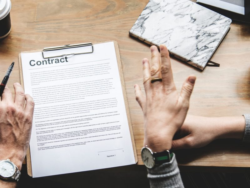 Contract and Document Review Services